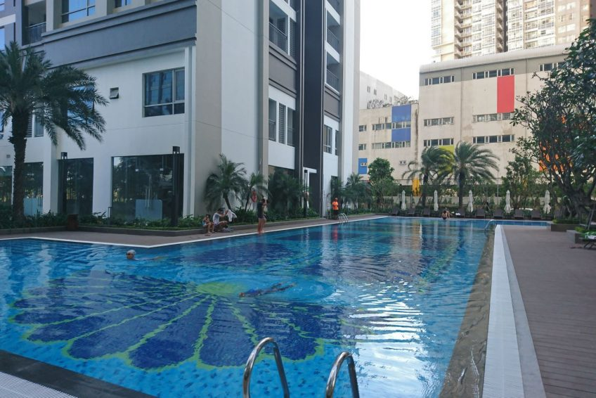 Vinhomes Central Park, apartment for rent, apartment for rent in Ho Chi Minh City, apartment for rent in Binh Thanh District