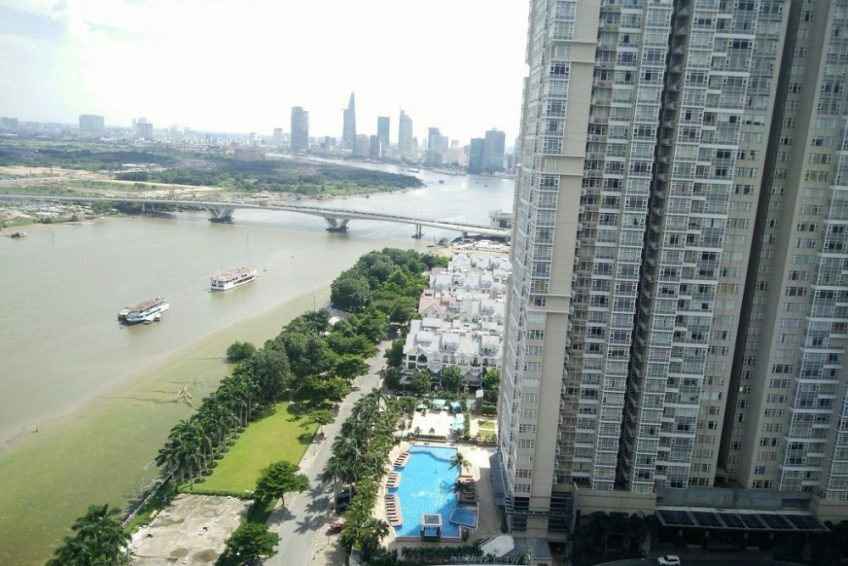 vinhomes central park, apartment for rent, apartment for rent in binh thanh district, apartment for rent in ho chi minh city