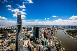Ho Chi Minh City, Saigon, Bitexco Financial Tower
